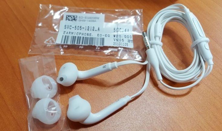 삼성정품 S6.이어폰