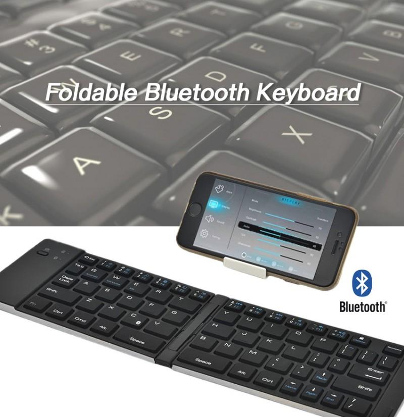 블루투스 폴딩키보드 F66 (접이식/폴더형)