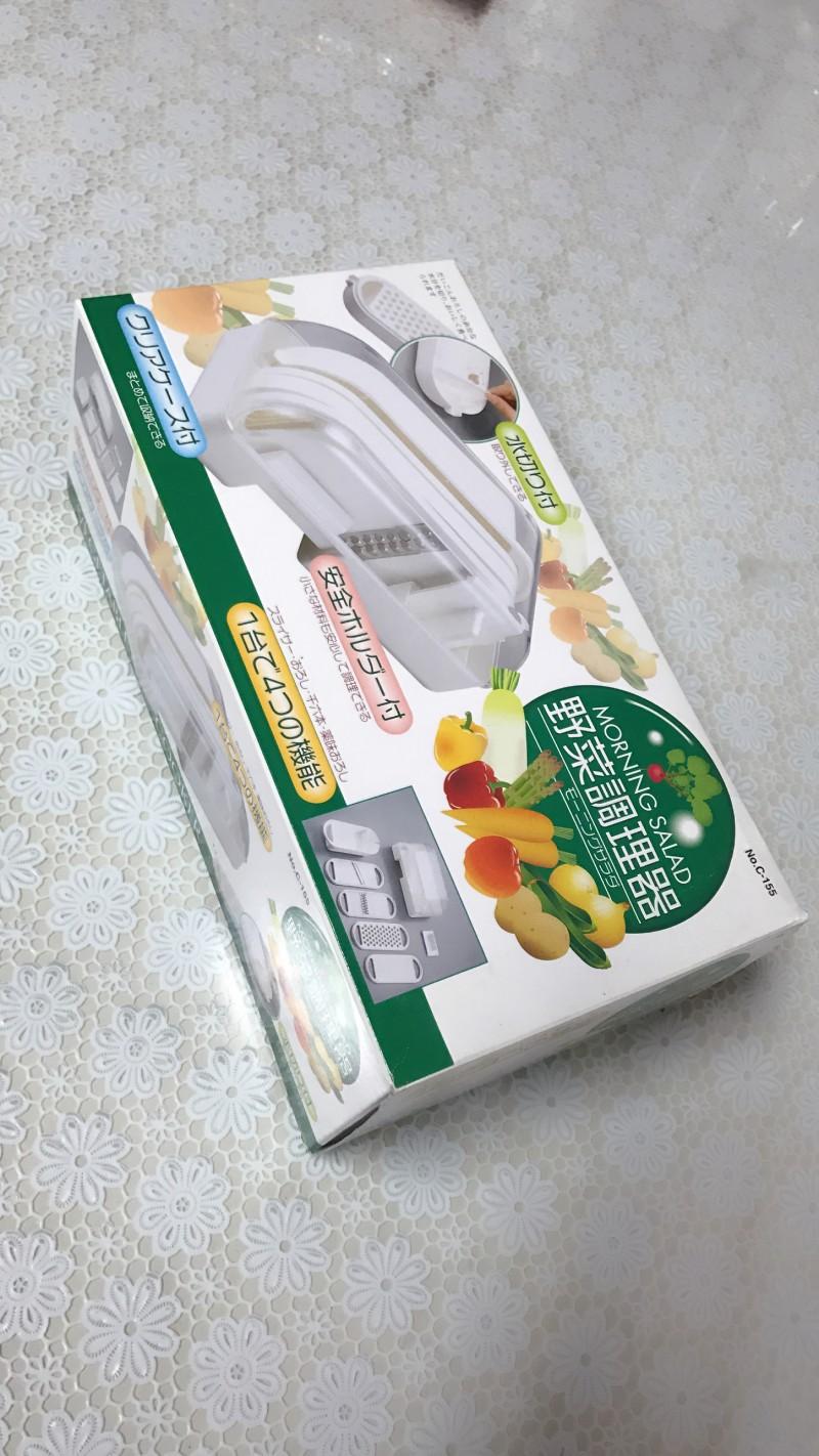 일본정품만능채칼