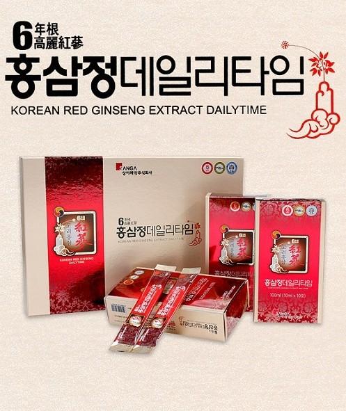 상아제약 - 6년근 홍삼정데일리타임  (선물세트)