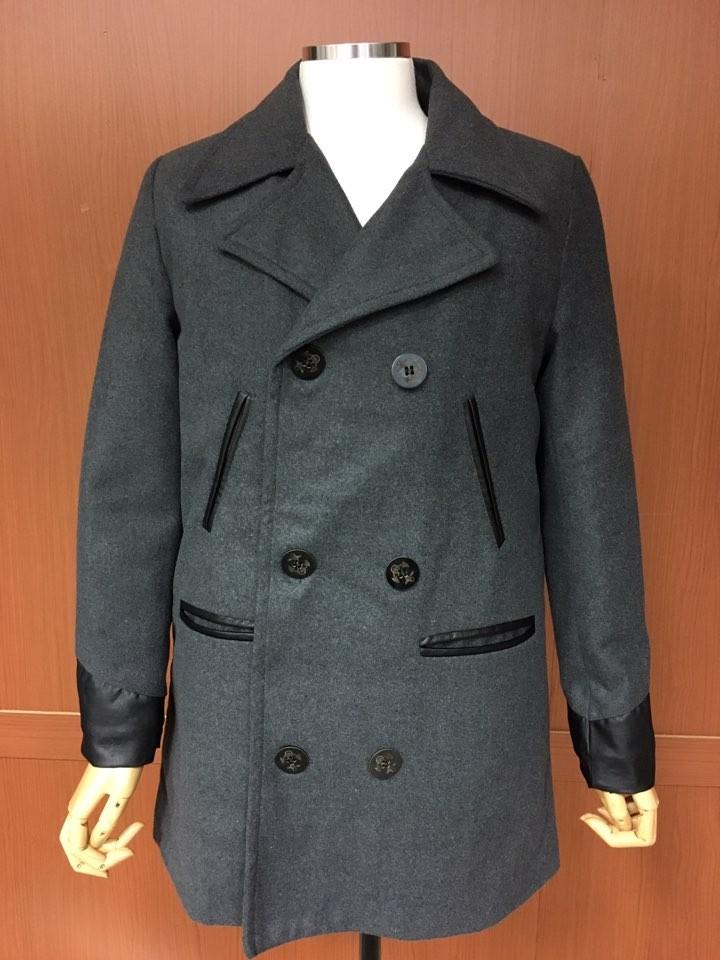 남성용 겨울 코트