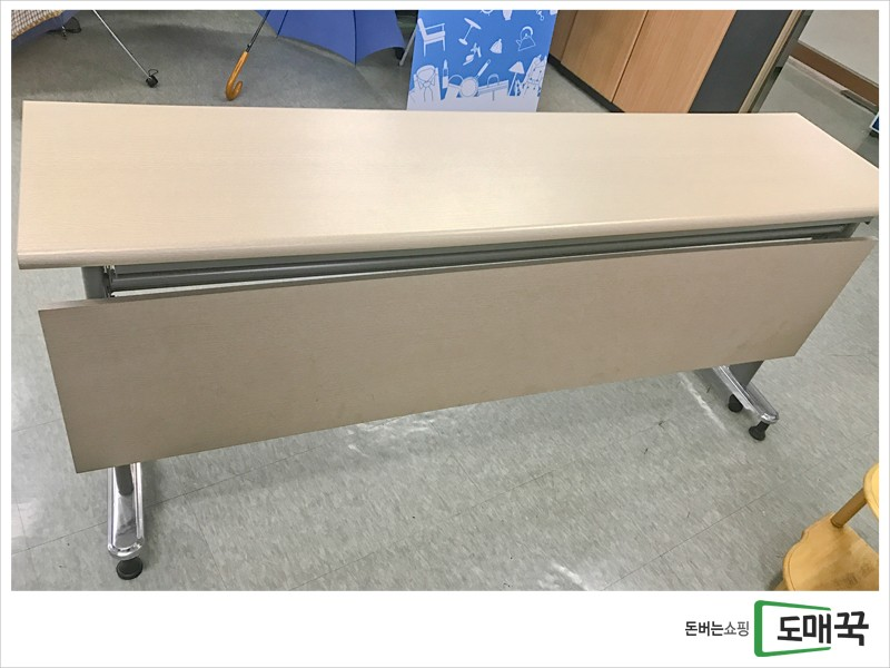 [중고] 세미나용 테이블 팝니다.(180cm)
