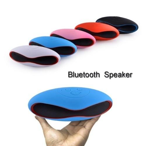 블루투스 스피커MINI-X6 휴대용 럭비 모양의 디지털