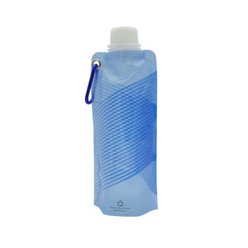 휴대용물병/물통/수통/접이식물병(500ml)