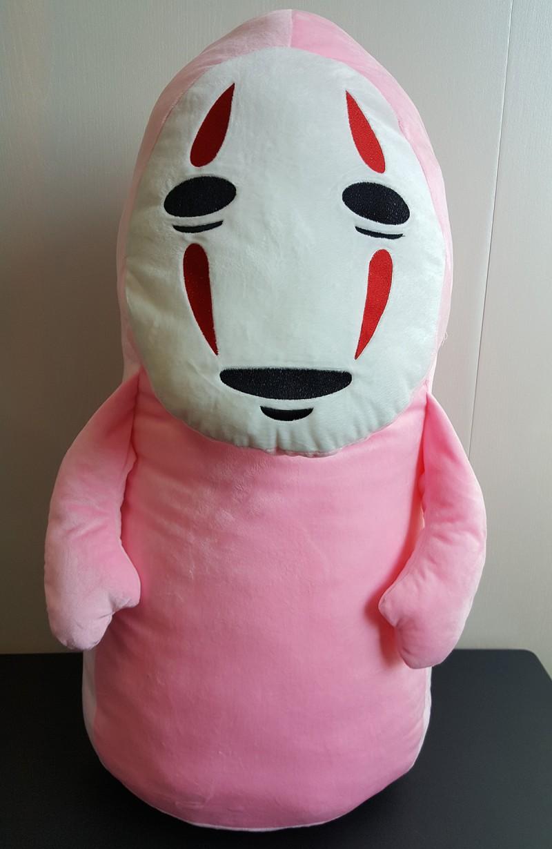 가오나시 대형인형 70cm 핑크