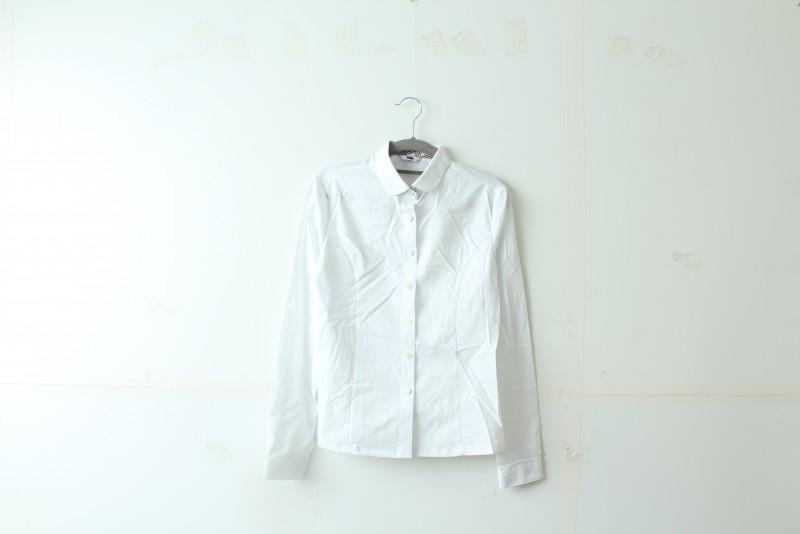 덤핑 중고생 교복와이셔츠/학생 와이셔츠/긴팔 와이셔츠