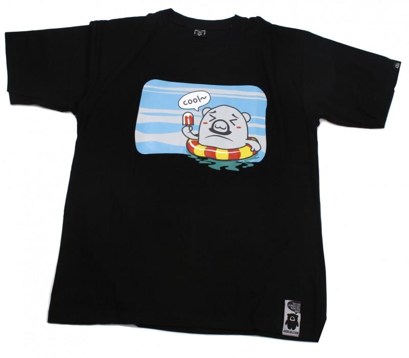 포베어 cool 티셔츠