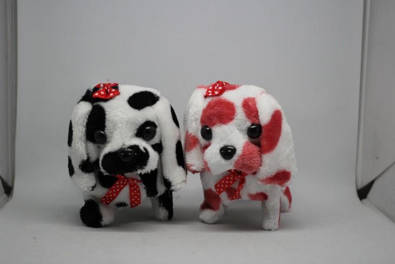 휴게소 강아지/ 움직이는강아지/ 강아지장난감