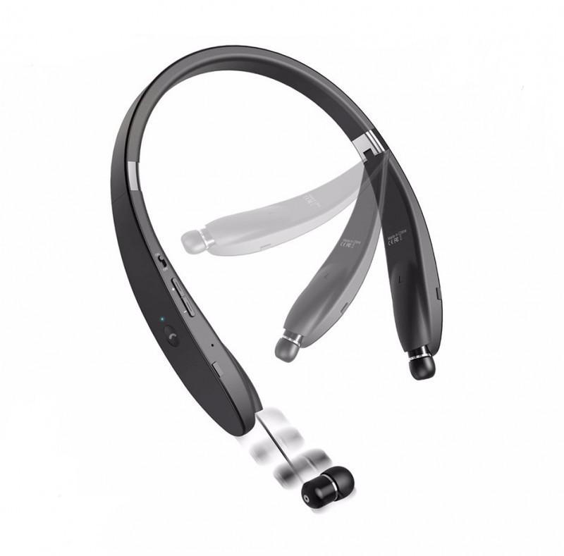 HDS-1100 접이식★블루투스 넥밴드 이어폰