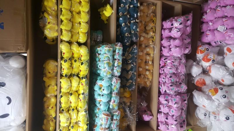 포켓몬 정품 가방고리 도도매!!