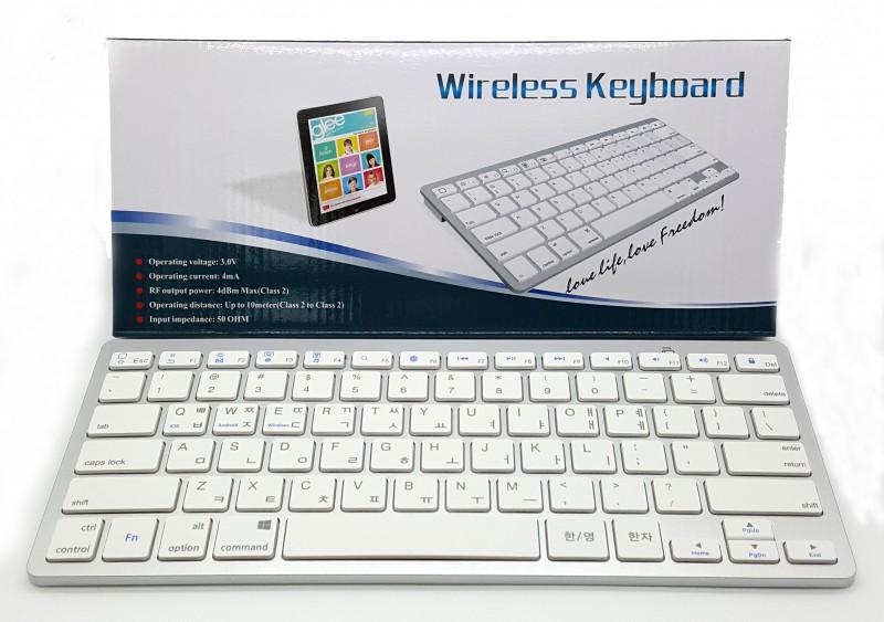 Wireless 블루투스 키보드 BK3001 도매공급