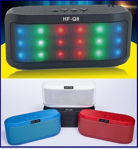 블루투스 PremiumAV HF-Q8 Speaker Red