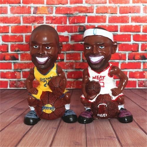 NBA 농구 스타 저금통 (램덤)
