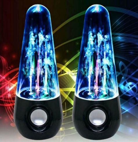 LED분수 레인보우 스피커 _ 6w Hi-Quality