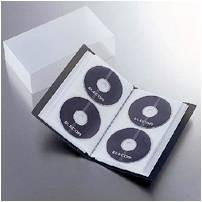 엘레컴 CD/DVD 보관케이스 (72장/96장)