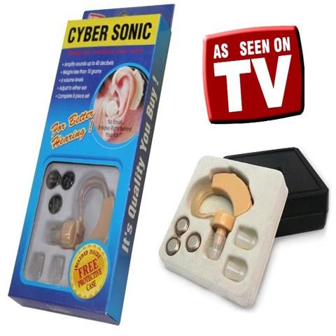 사이버소닉 청력보강 음향 증폭기 20개 일괄판매