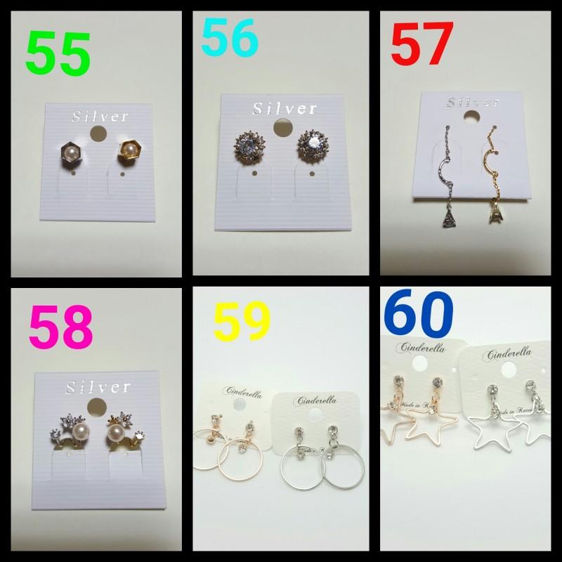 은침,티타늄 귀걸이 신상제품  100개 땡처리