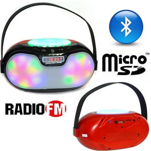 블루투스 라디오 스피커 (WS-1803B)