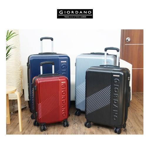 백화점 브랜드 지오다노  ABS 여행가방 20인치 기내용 4종 택1