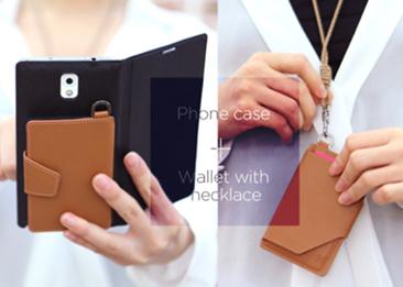 [가죽제품] 카드지갑 핸드폰케이스 입니다
