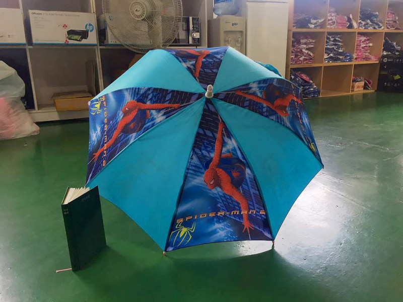 아동 주니어 스파이더맨 우산 정품 장우산 스파이더맨 정품