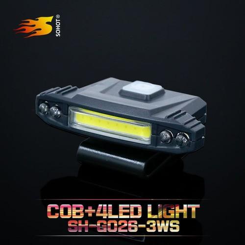 충전식 캡라이트 SH-G026-3WS 헤드랜턴