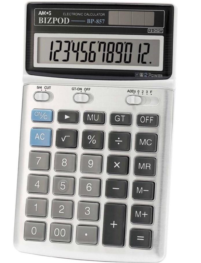 아모스 계산기(BP-857)