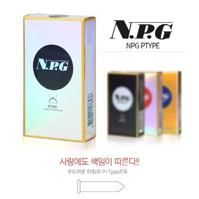 ♥초특가NPG ♥콘돔 ♥일반형 ♥10P ♥밀착된콘돔