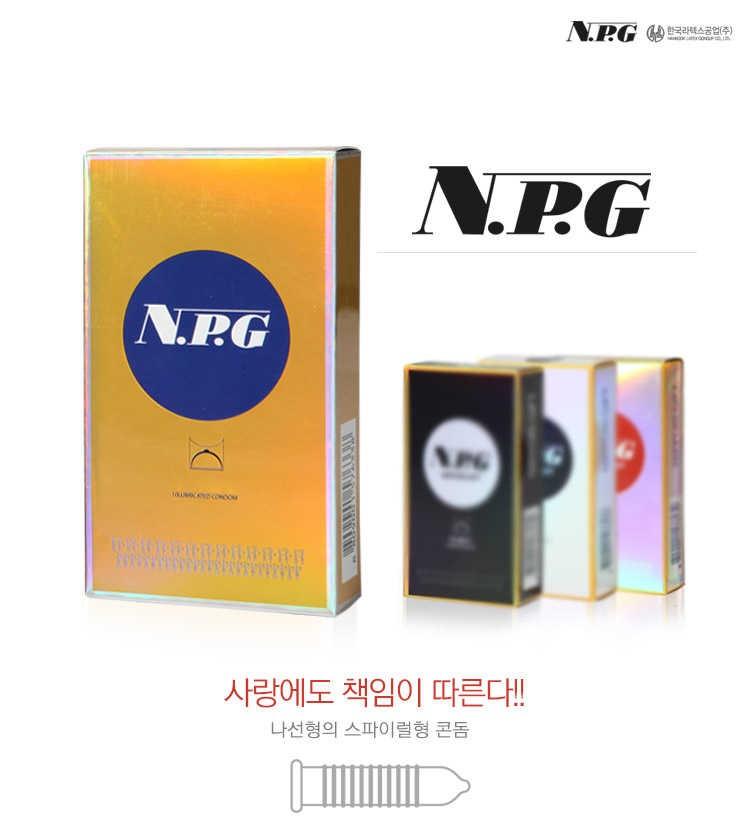 ♥NPG ♥콘돔 ♥초박형♥ 10P ♥소프트타입 ♥맨살콘돔 ♥초박형콘돔