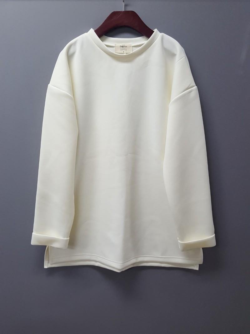 [완사입] 스판 흰 티셔츠 - 23장 3000원