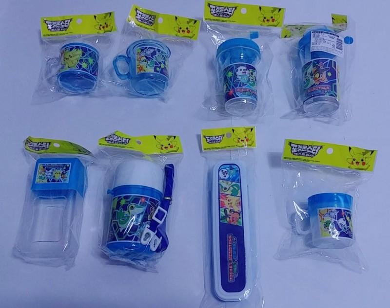 포켓몬씨리즈 정품인증 유아 컵,물병
