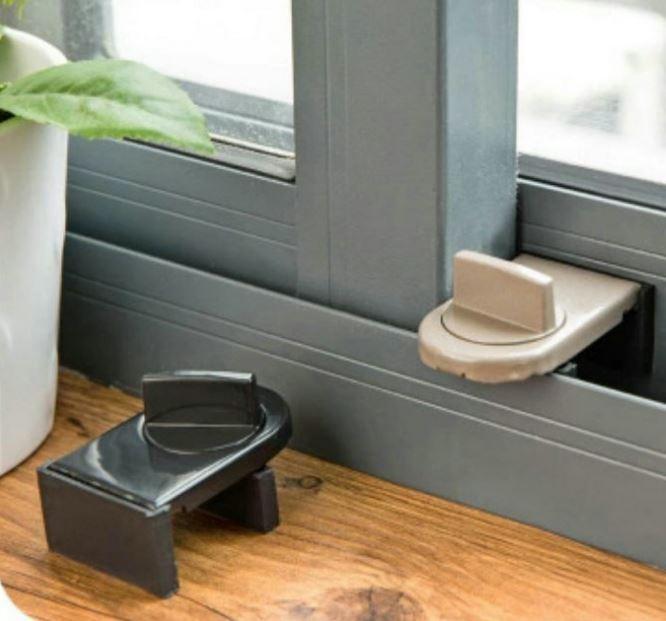 창문보조잠금장치