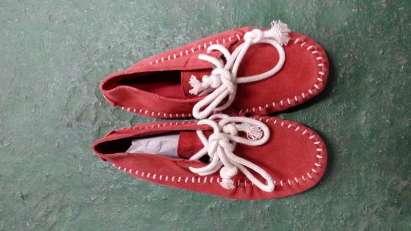 유아 세무 신발