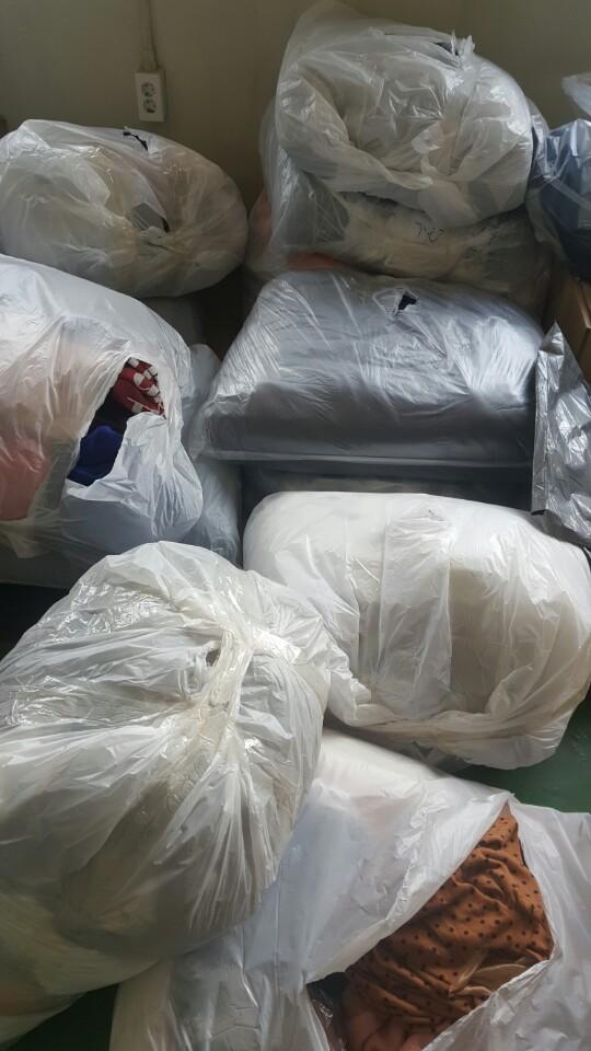 여성의류 랜덤 박스 장당 1000원 100장단위 판매중