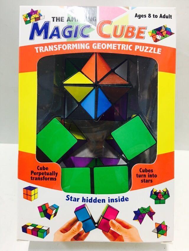 [새제품] 매직 큐브 MAGIC CUBE 팝니다.