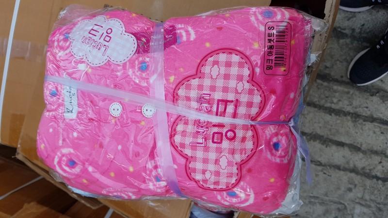 아동여수면 잠옷셋트
