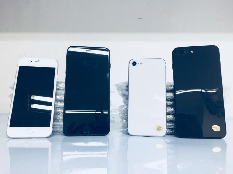 아이폰8 아이폰8플러스 목업