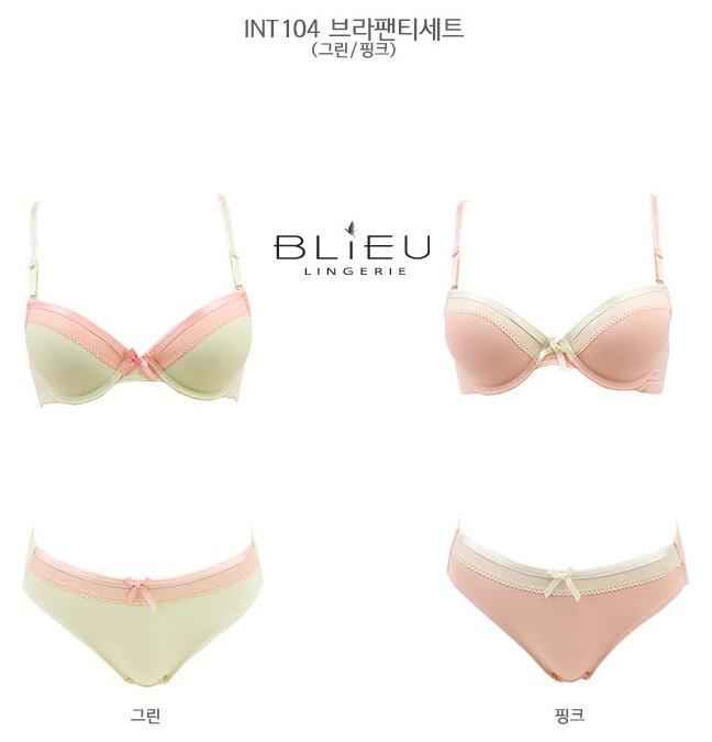 여성속옷(브라 팬티) 사이즈별 판매(소셜판매 중 상품)
