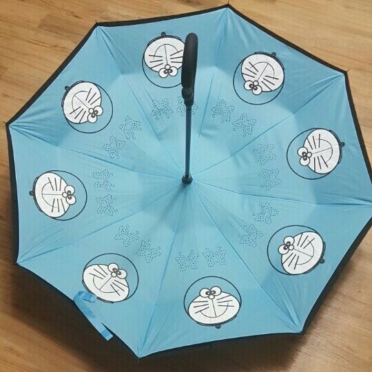 거꾸로 우산