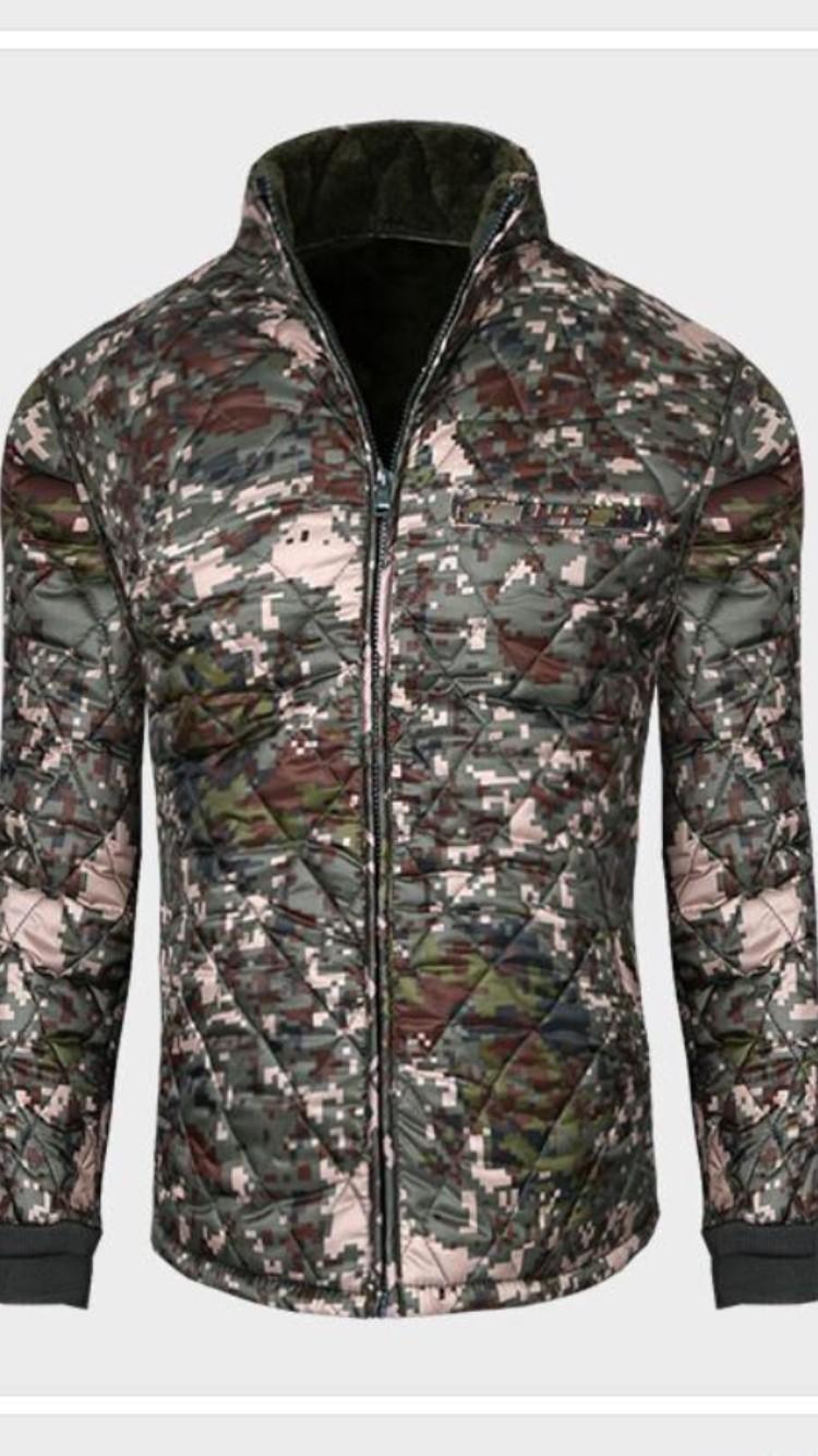 군용 안감극세사 깔깔이 후리스 방한 작업복 조끼 깔깔이패딩바지