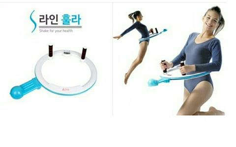 S라인훌라/훌라후프기/홈쇼핑정품/최강다이어트
