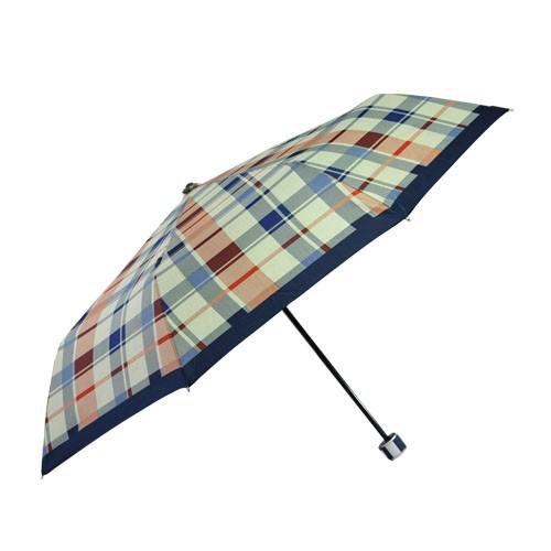 3단 55x8 수동 폰지체크 우산