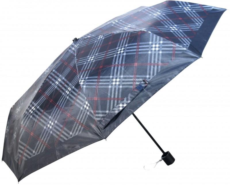 3단 55x8 모던체크 우산