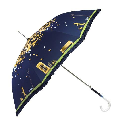 장 60x8 자동 인더파크 패션 우산