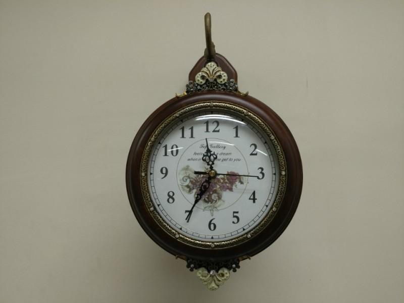 인테리어 원목시계