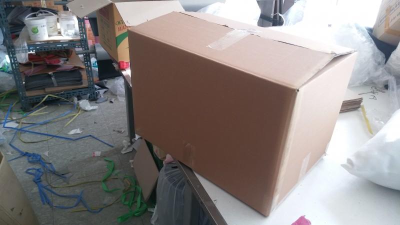 박스 (가로540 세로 370 높이 370) 900원