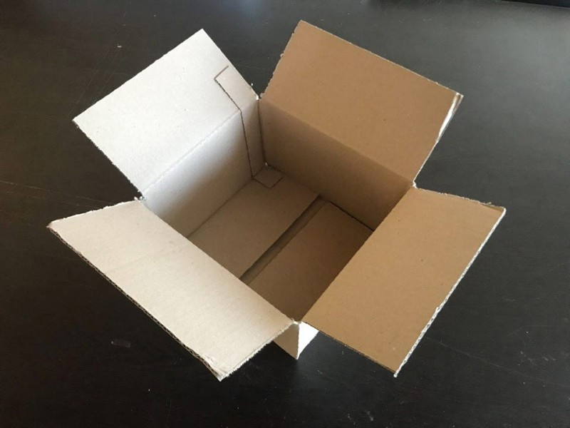 포장용 택배 박스