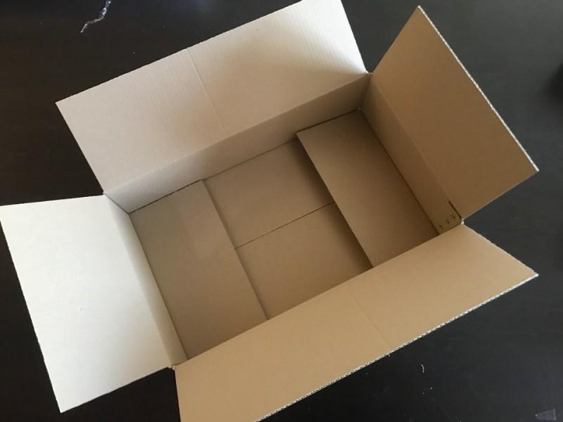 택배 포장용 상자
