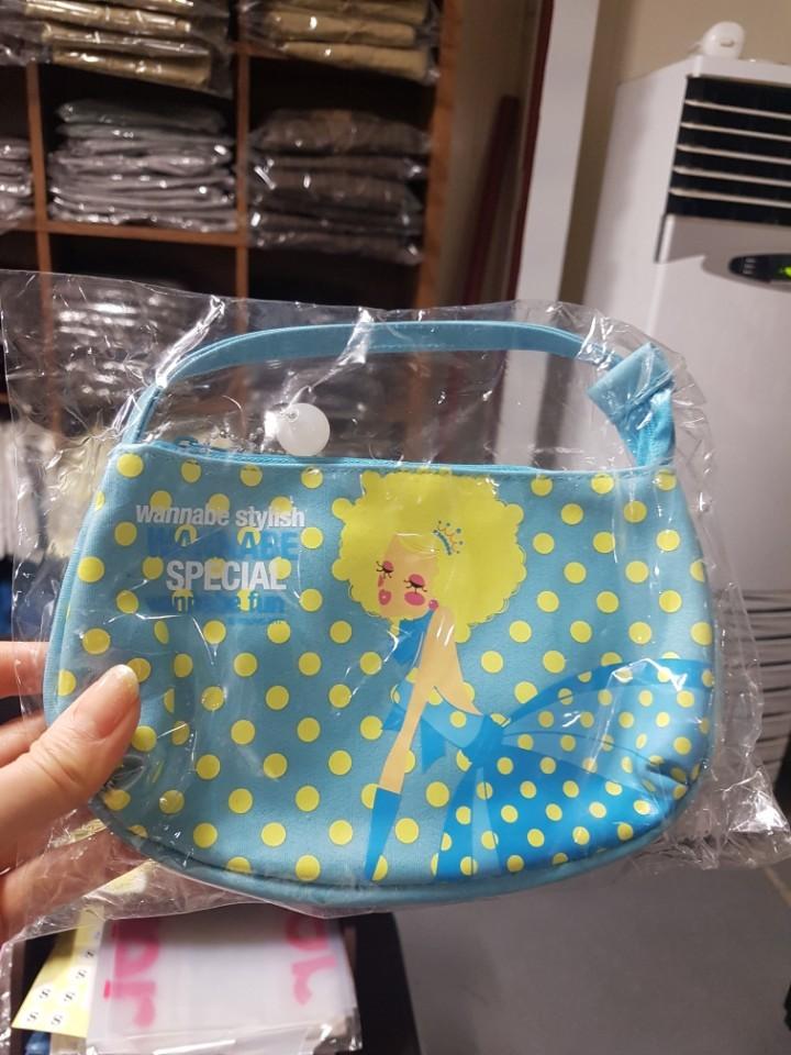 덤핑 아동손가방, 아동핸드백, 아동미니가방
