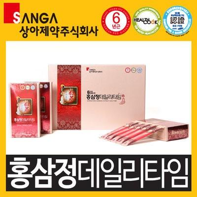 상아제약 - 6년근 홍삼정 데일리타임